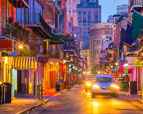 Moving House Service in New Orleans, Louisiana, USA