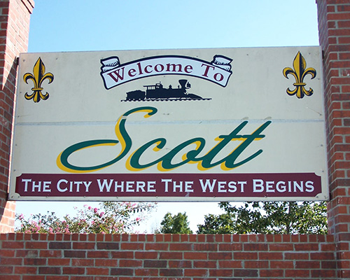 Moving House Service in Scott, Louisiana, USA